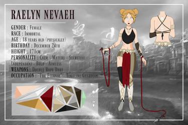 Final Fantasy   Raeyln Nevaeh