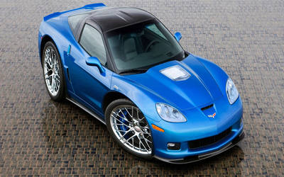 corvette zr1 by ahmed92