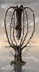 A Very Strange Tree by vmoldavsky