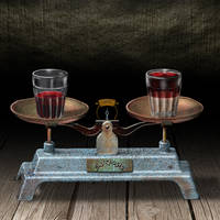 Glass 1/2 Full by vmoldavsky