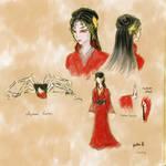 Zhizhu-jing Bio by veritas-night