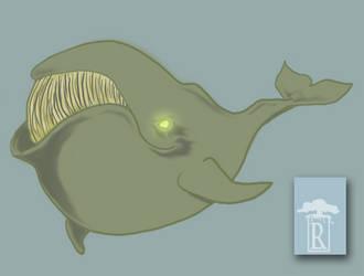 Whale by Luiswalker