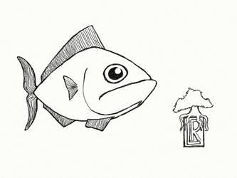 Goldfish by Luiswalker