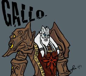 Gallo by Luiswalker