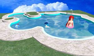MMD Swimming Pool DL
