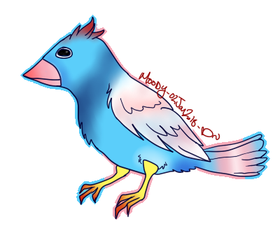 Transbirb for oma on Ovi by PrinceyNoodles
