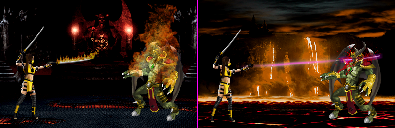 Mortal kombat onaga