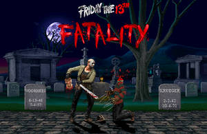 Friday The 13th FATALITY by blacksaibot
