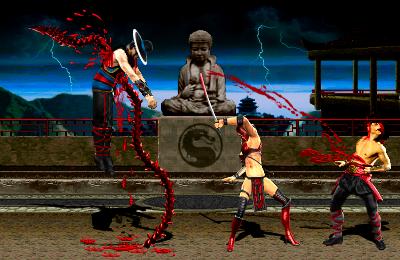 Bloody Massacre by blacksaibot