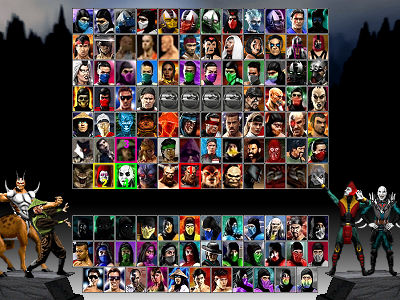 Mortal Kombat Trinity