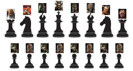 I want Chess Kombat