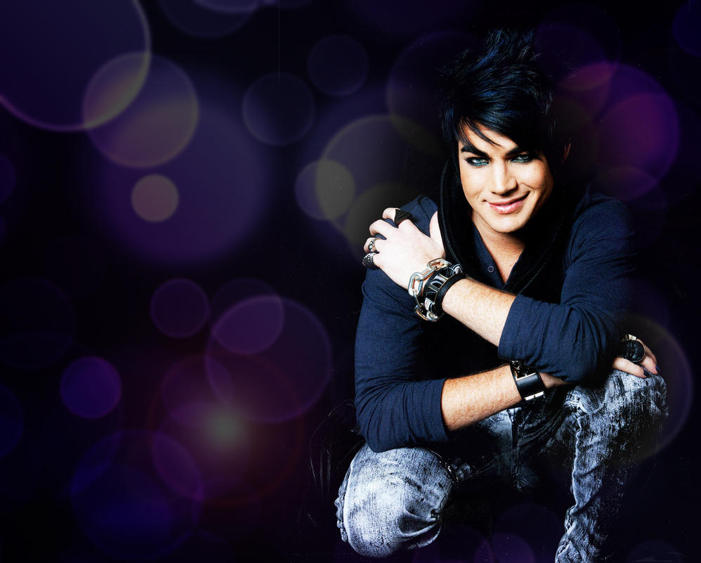 adam lambert wallpaper desktop