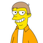 The Simpsons version of me
