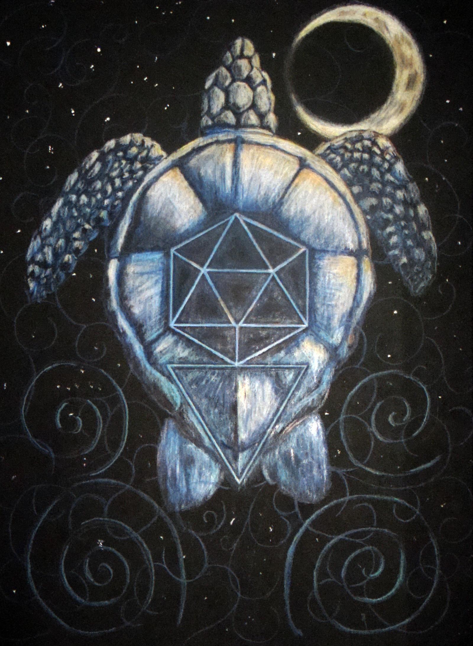 Platonic Solid: Icosahedron (Water) by Firey-1 on deviantART Platonic Solids Art
