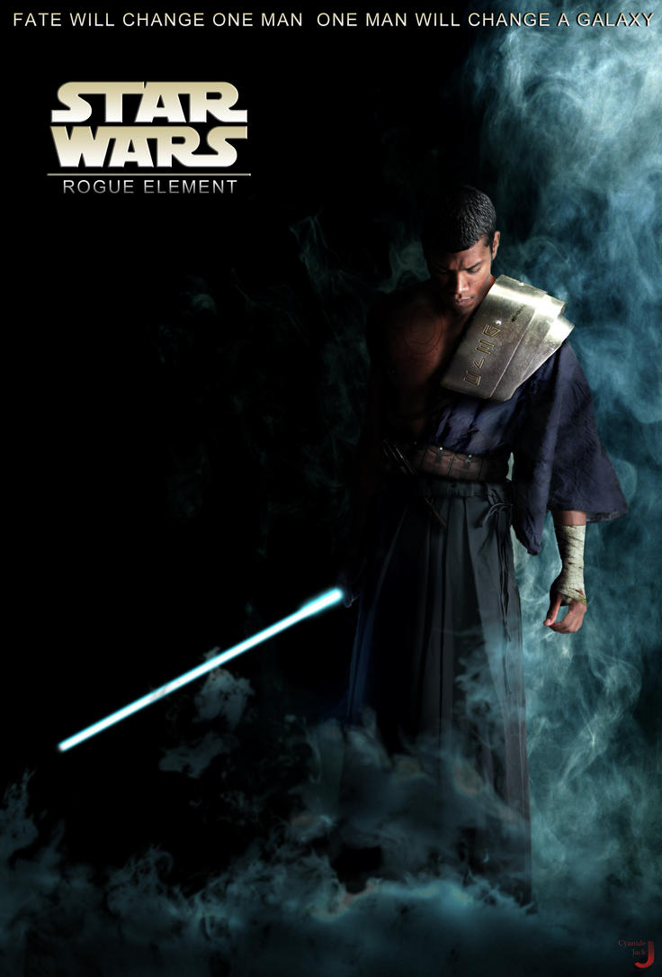 Star Wars: Rogue Element by CyanideJack