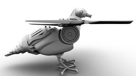 Incendiary Pigeon