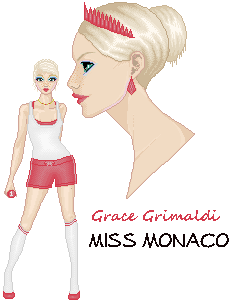 Miss Monaco 2012 by EbbAAA