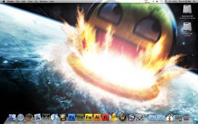 Desktop - 6.09 by SilverDragon744