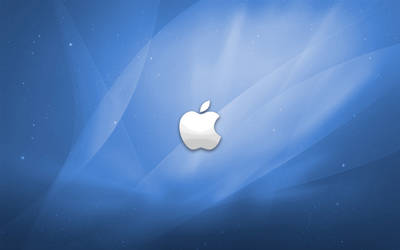 Another Apple background by SilverDragon744