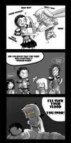 Misadventure024-Skyrim: How I Met Your ...