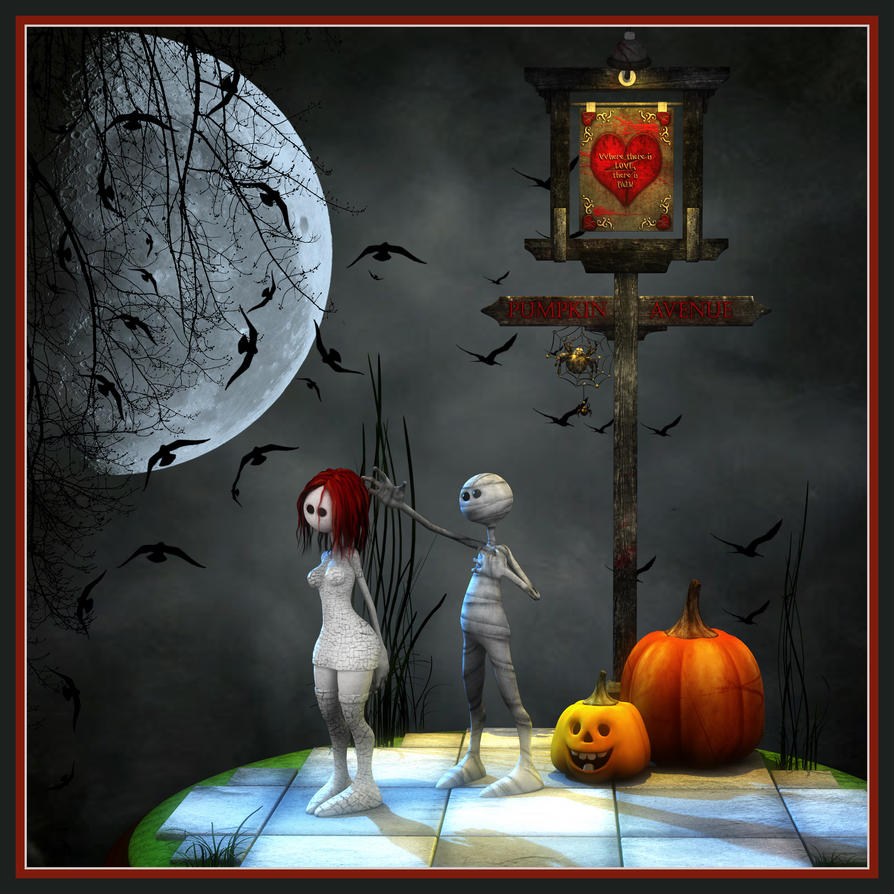 Spooky Kind of Love by Jazzine