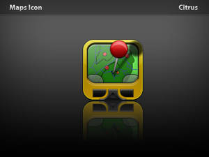Citrus - Maps Icon