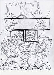 Take a egg page 2 inked
