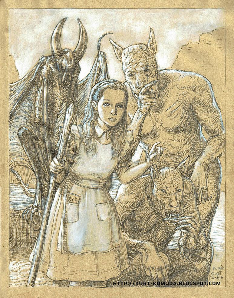 Alice in Dreamlands
