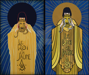 King In Yellow 2 Variations