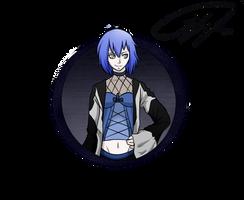 Commission Button for AkemiKai: Saiba Nura