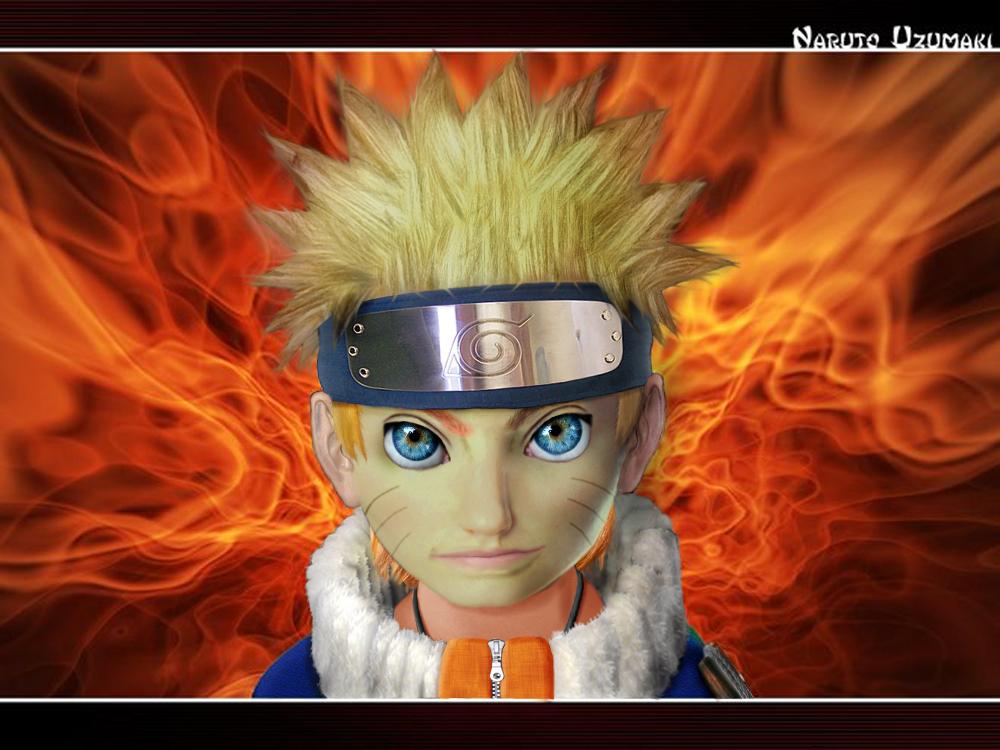 Naruto real
