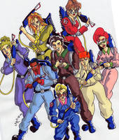 The New Real Ghostbusters by PeteVenkman