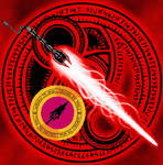 Kamen Rider Warlock weapons: Bishamonten