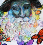 Walt Whitman beard