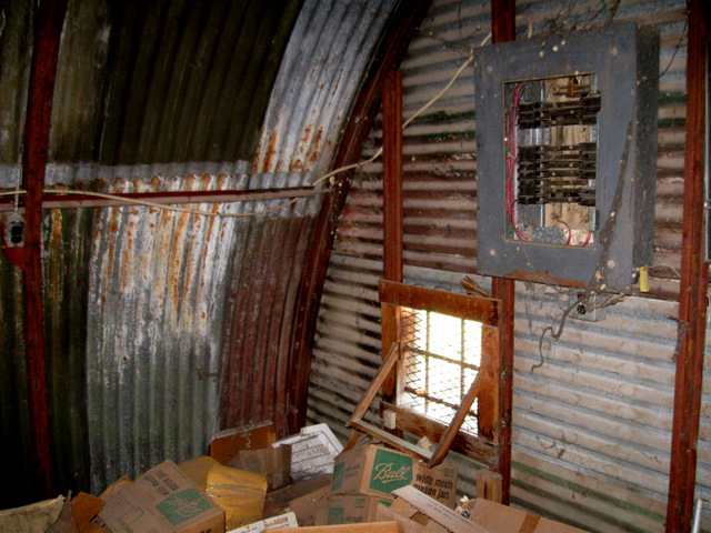 Quonset Hut Interior By DVanDyk ...