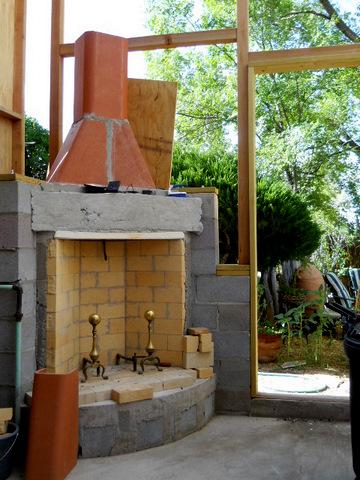 Rumford Fireplace Basics