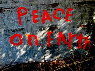 Peace Sign by DVanDyk