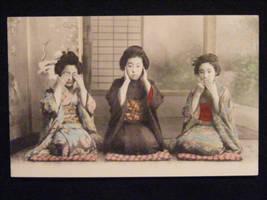 Three Geisha Rules