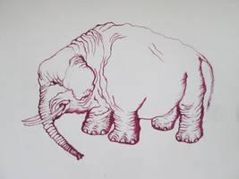 Pink Elephant 27