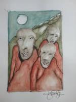 Men of Pear by DVanDyk