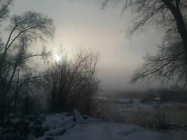 Fahrenheit Fog Bank by DVanDyk