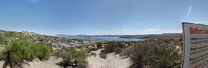 Elephant Butte Panorama