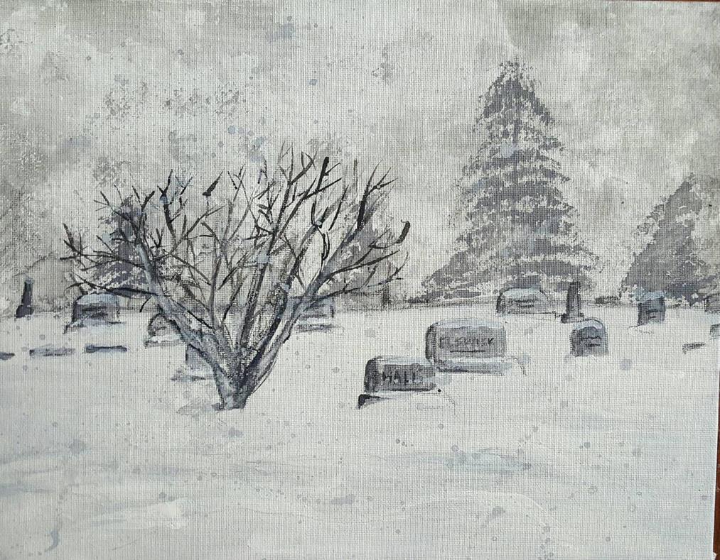 Winter Wonderland by WarlordGrego
