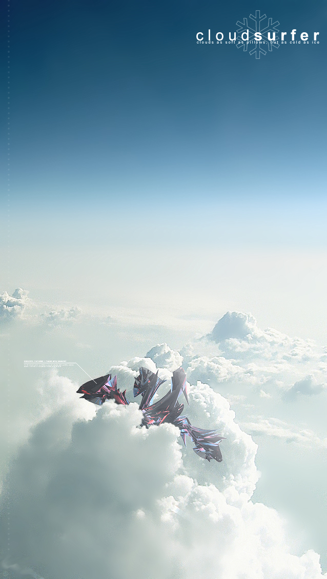 Cloud Surfer by h2ogfx