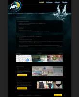 ASNB webdesign prototype
