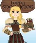 Happy Snoggletog