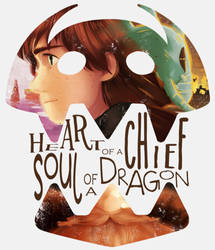 Hiccup the new Chief by h-Robun