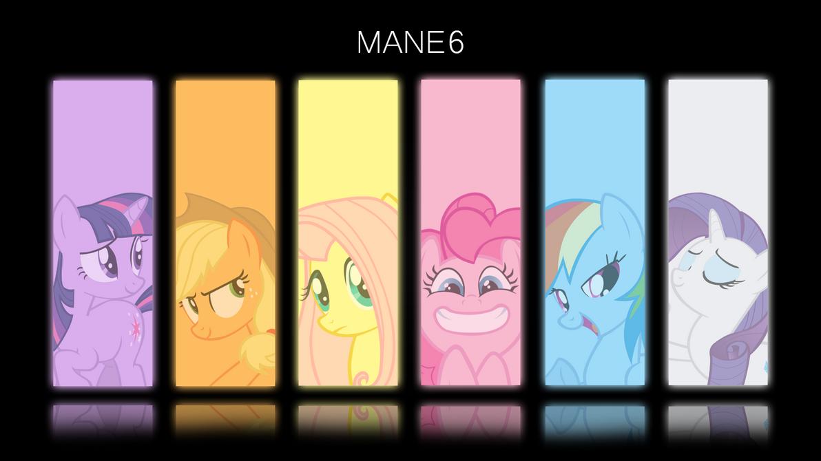 MANE6 by ComettTail