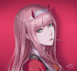 [002] Zero Two by Demonconstruct
