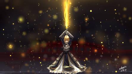 Excalibur by Demonconstruct